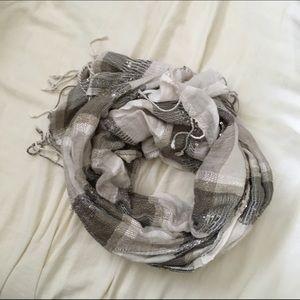LOFT Accessories - LOFT sequin scarf