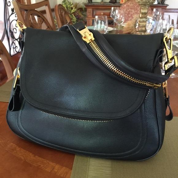 flap shoulder bag - Black Tom Ford thIoI3YF7x