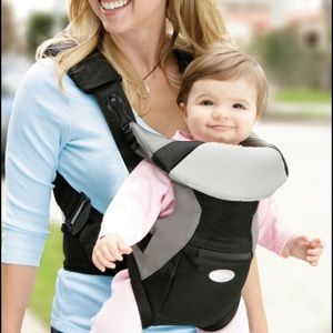 Infantino Style Rider Extended Wear Baby Carrier Os From