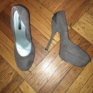 H by Halston platform heels!