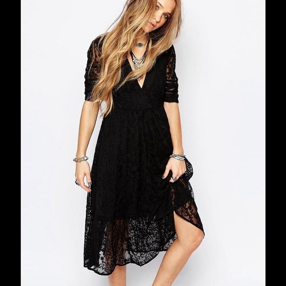 Dress like laurel lace tunic