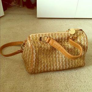 Gold deux lux purse