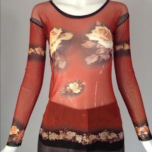 Jean Paul Gaultier Tops - Jean Paul gaultier blouse