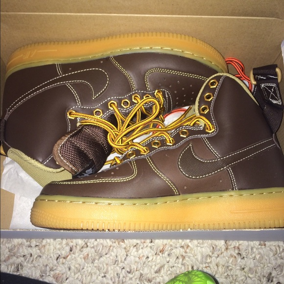 the latest 3adeb aa1dd Nike Mid AF1s.