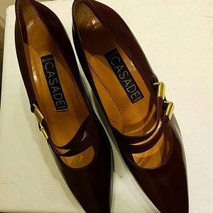 CASADEI  Shoes - Casadei Leather Shoes NWOT