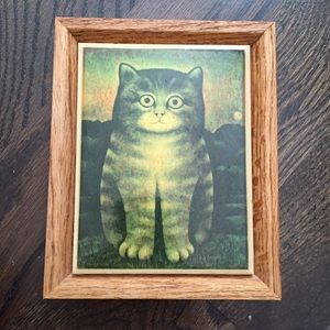 Cindy Sampson Artist 🐱cat Pictures From Felisa