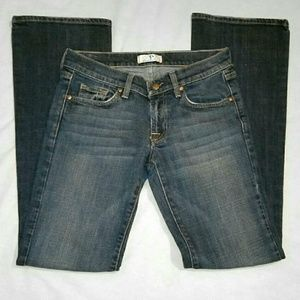 Limited's Straight Leg DPD Jeans