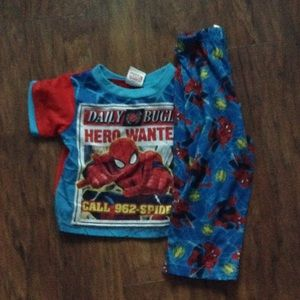 Spiderman Other - Boys pajama set