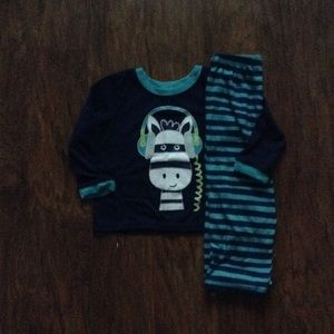 Little Me Other - Boys pajama set