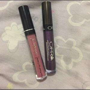 Kat Von D Other - ofra + bella pierre liquid lipstick