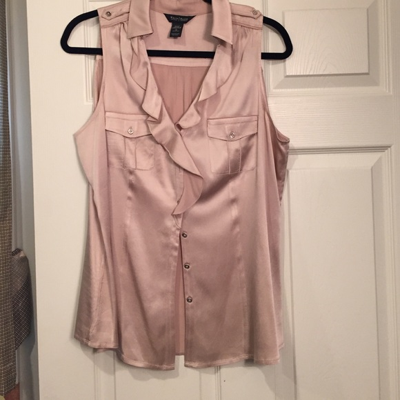 Champagne Blouse