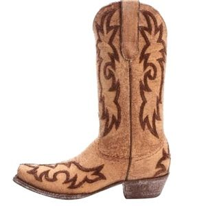 Old Gringo Shoes - OLD GRINGO Brown Riding Boots Leather Cowgirl Shoe