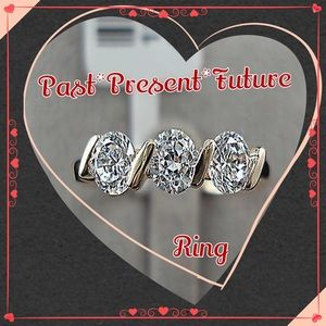 Jewelry - Ring.. Past Present and Future