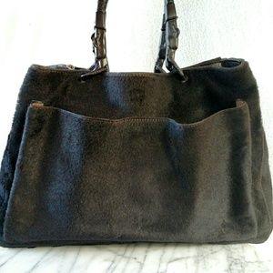 Anya Hindmarch Handbags - Anya Hindmarch Horse Hair Handbag Purse