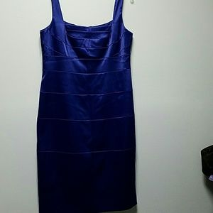 Sangria Dresses & Skirts - 👜SALE👠Royal blue bandage Bodycon by Sangria