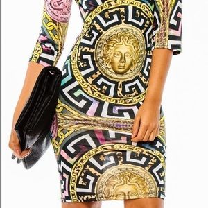 Meduse Dresses & Skirts - Chain Style Spandex Dress.