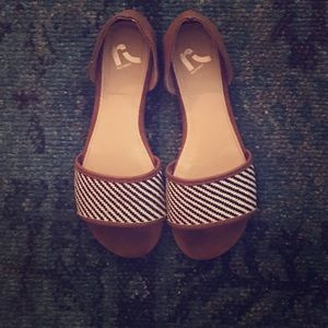 Report Shoes - Report opened toe sandals