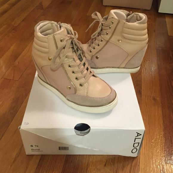 c6a65c0c6f Aldo Shoes | Baldassari Wedge Sneaker | Poshmark