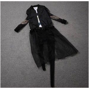 Jackets & Blazers - 🆕 Black bomber jacket