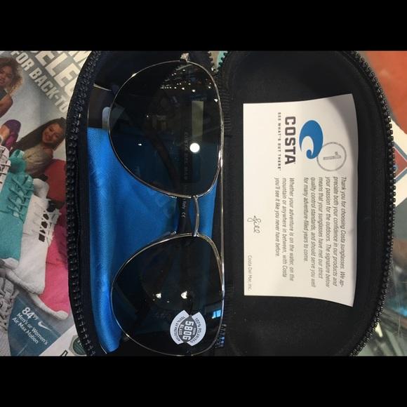 c122425481 Costa wayfarer sunglasses. Never worn.