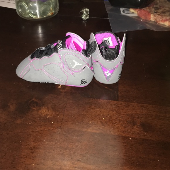 off Jordan Shoes Infant girl shoes from Angel s