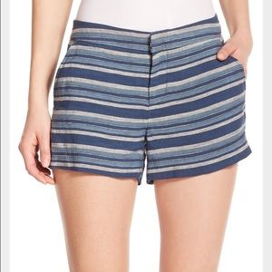 Joie Pants - ✨HP ✨ Joie striped linen short.