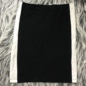 Topshop Dresses & Skirts - TopShop Black Casual Pencil Skirt