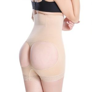Intimates & Sleepwear - BEIGE BUTT LIFTER  WITH TUMMY CONTROL