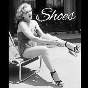Shoes,sandals, boots