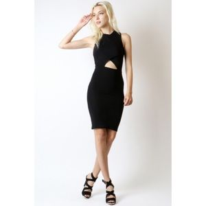 Dresses & Skirts - LAST ONE!! Cutout Midi Dress