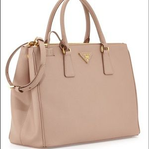 Cameo prada saffiano leather tote