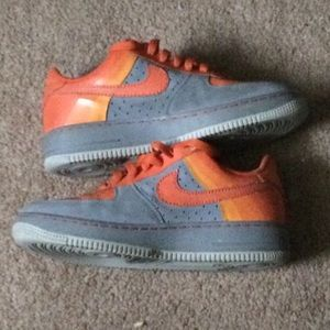 Air Force 1 Nike Customized size 9