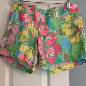 EUC Lilly Pulitzer Callahan Shorts