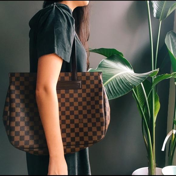 03110650383be Louis Vuitton Handbags - Louis Vuitton Parioli PM Damier Ebene Shoulder Bag