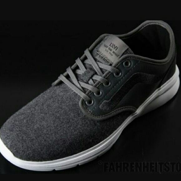 53941c8a3ba495 Vans LXVI Iso2 Wool and Pewter sneakers. M 57caf479f0137d87aa00c3c0