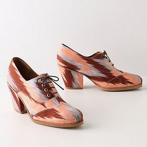 Rachel Comey Shoes - Rachel Comey for Anthropologie Ikat Booties
