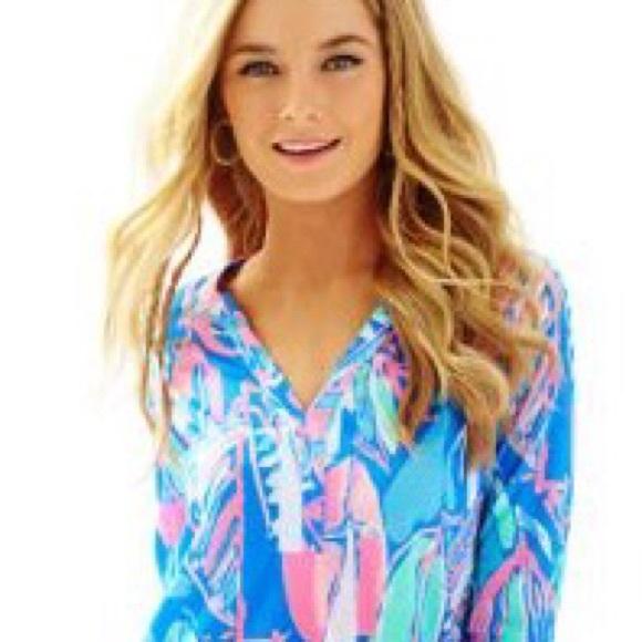 f7d091504ef561 ⛵️Ali v neck t shirt dress in Bay Blue out to sea.  M_57caf7af5a49d01a3400620b