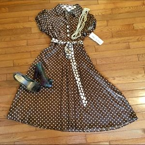 Amanda Lane Dresses & Skirts - Adorable vintage inspired dress.