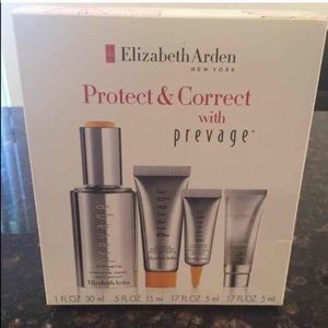 Elizabeth Arden Other - Prevage protect & correct intensive set