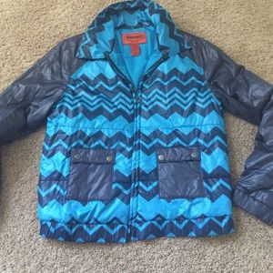 Missoni for target light weight jacket Sz 2-4