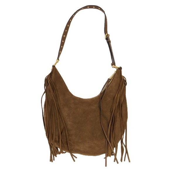 dd5b3e0c6f64 ... coupon code for michael michael kors rhea suede fringe bag 389e1 2d0b6