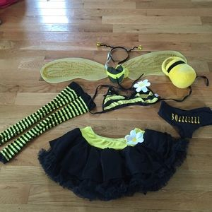 Other - Sexy Adult Bumble Bee Halloween Costume