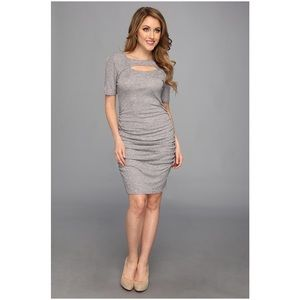 Three Dots Dresses & Skirts - Three Dots Gray dress