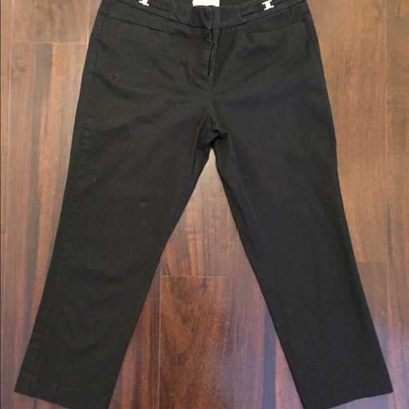 82% off New York & Company Pants - New York & Company Black dress ...