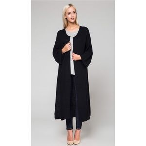 Sweaters - HP I'm so into you Maxi Knit Cardigan