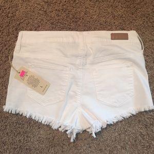 Elan Pants - White shorts