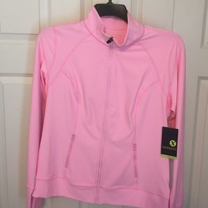 Xersion Jackets & Blazers - NWT pink jacket SZ L