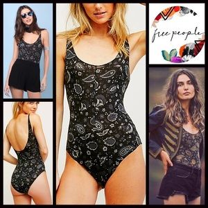 Free People Other - ❗1-HOUR SALE❗FREE PEOPLE BODYSUIT