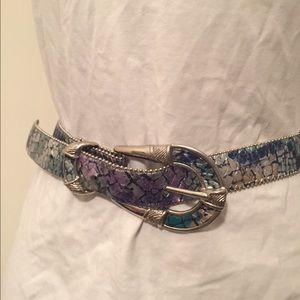 Vintage Colorful Belt