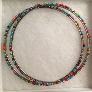 Bonton Jewelry - Two colorful Bangles